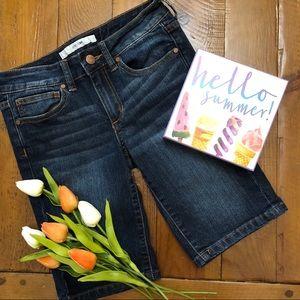{Joe's} GIRLS jean shorts
